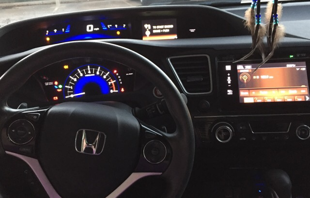 2015 Honda Civic - photo 3