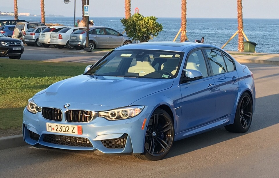 2016 BMW M3 - photo 2