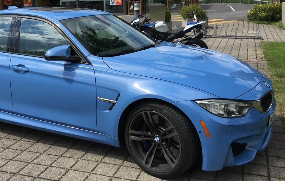 2016 BMW M3 - photo 5