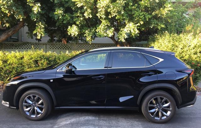2015 Lexus NX 200t - photo 4