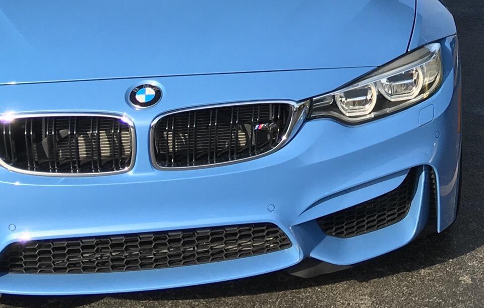 2016 BMW M3 - photo 4