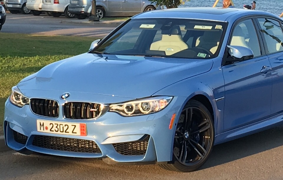 2016 BMW M3 - photo 0