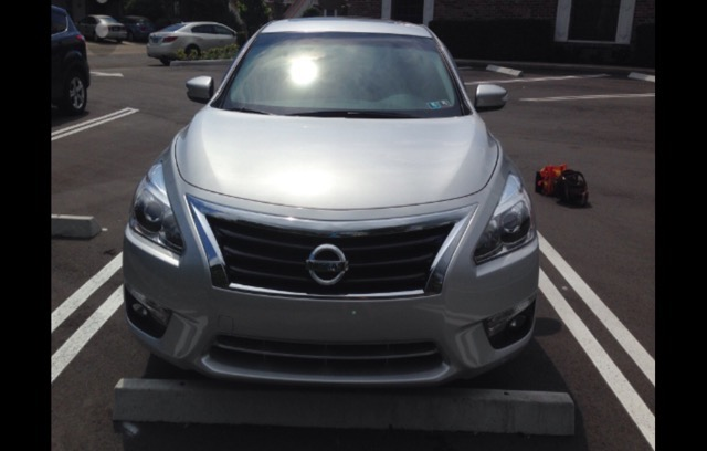 2015 Nissan Altima - photo 1