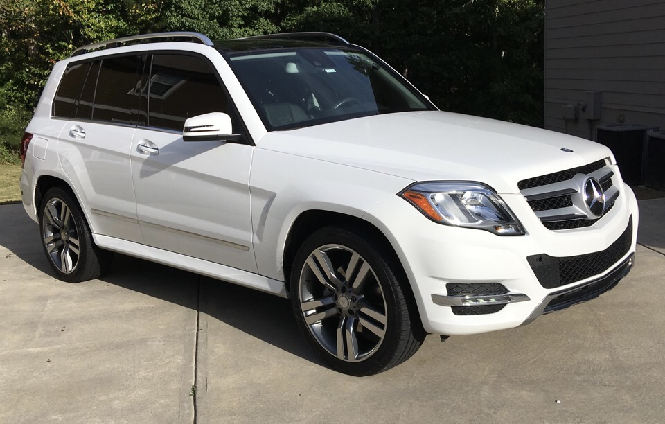 2015 Mercedes-Benz GLK - photo 1