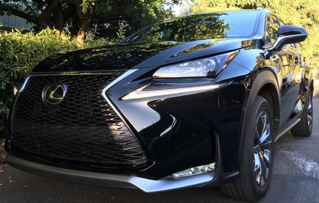 2015 Lexus NX 200t - photo 3