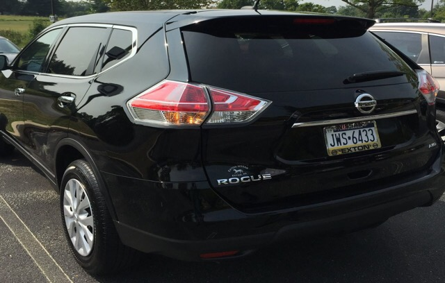 2015 Nissan Rogue - photo 2