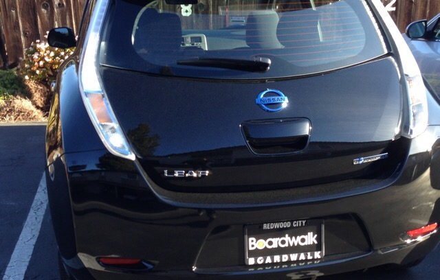 2015 Nissan LEAF - photo 0
