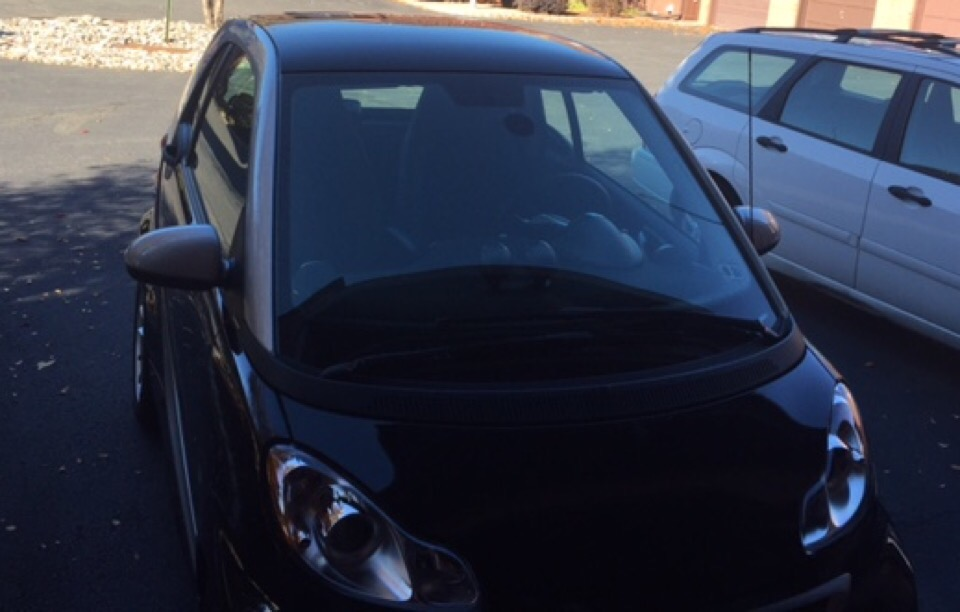 2015 Smart fortwo - photo 2