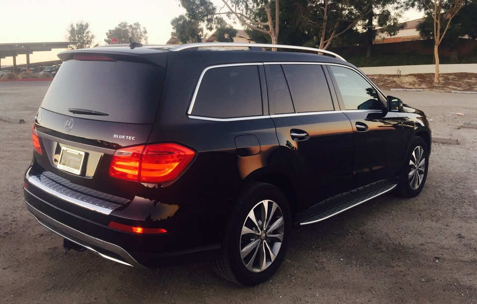 2016 Mercedes-Benz GL-Class - photo 3