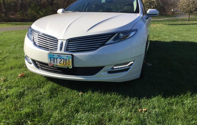 2016 Lincoln MKZ - photo 2