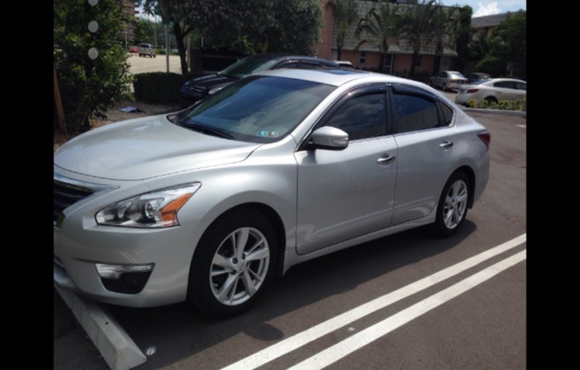 2015 Nissan Altima - photo 2