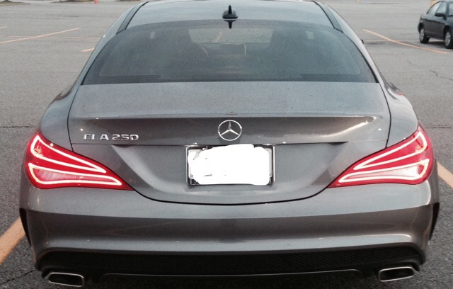 2014 Mercedes-Benz CLA - photo 2