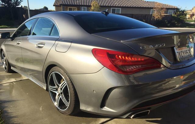 2015 Mercedes-Benz CLA - photo 1