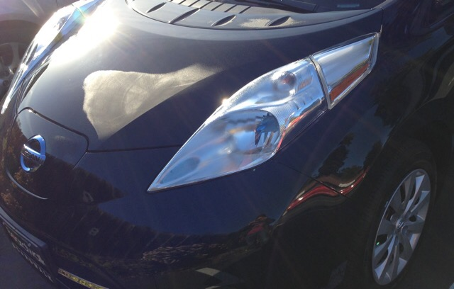2015 Nissan LEAF - photo 2