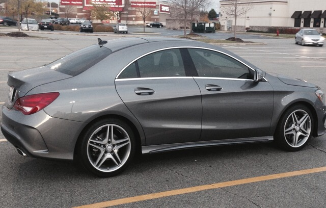 2014 Mercedes-Benz CLA - photo 0