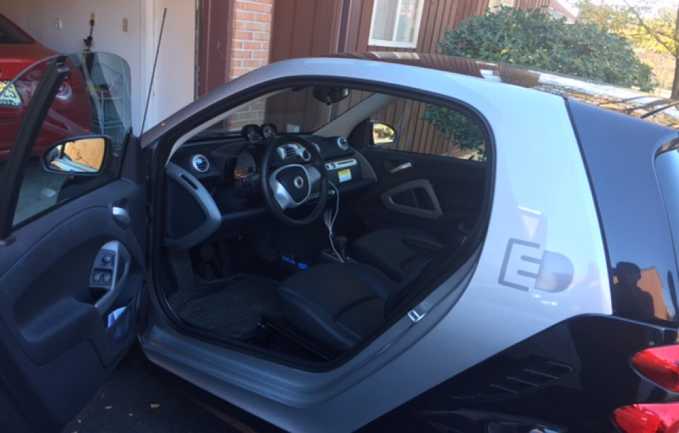 2015 Smart fortwo - photo 0