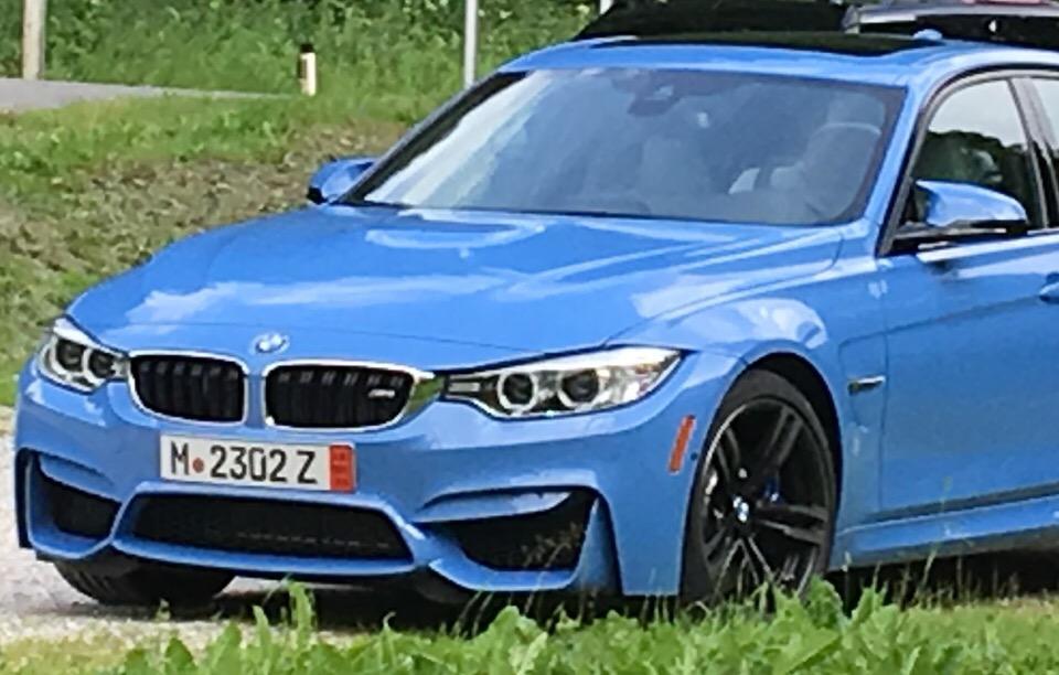 2016 BMW M3 - photo 6