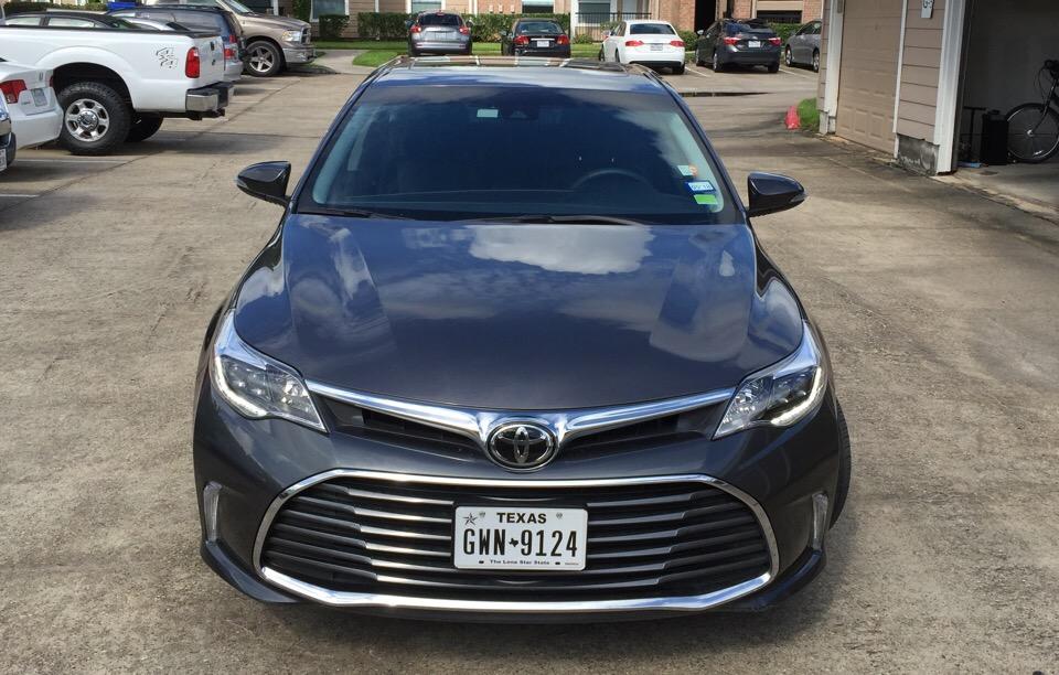2016 Toyota Avalon - photo 2