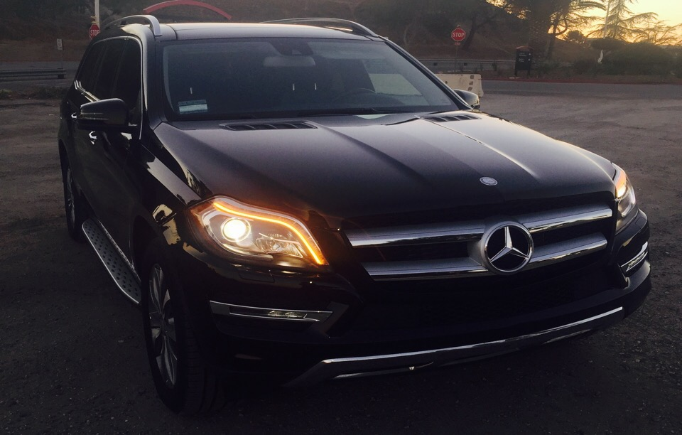 2016 Mercedes-Benz GL-Class - photo 5