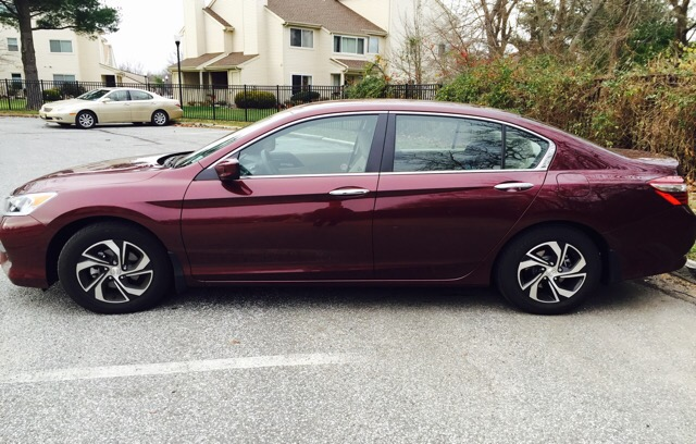 2016 Honda Accord - photo 2