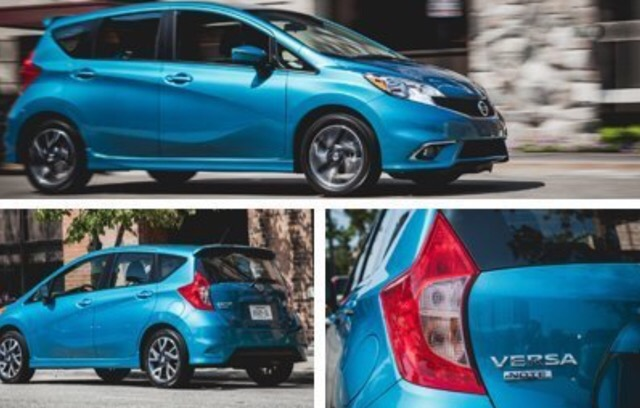 2015 Nissan Versa Note - photo 1