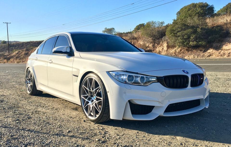 2016 BMW M3 - photo 1