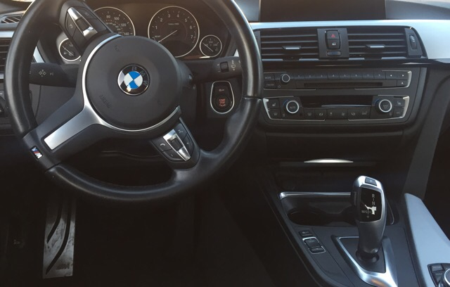 2015 BMW 3 Series - photo 9