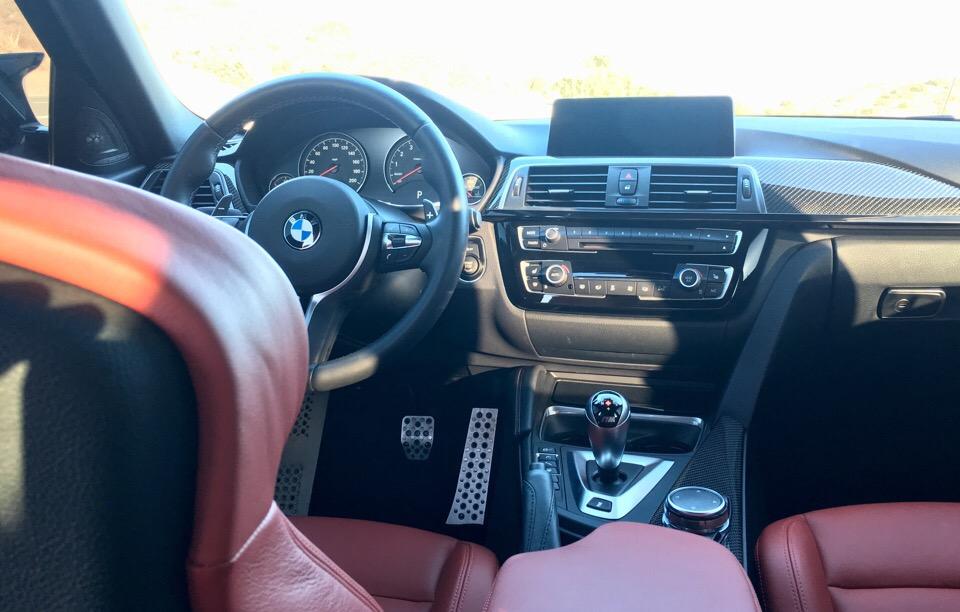 2016 BMW M3 - photo 3