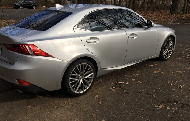 2015 Lexus IS 250 - photo 1