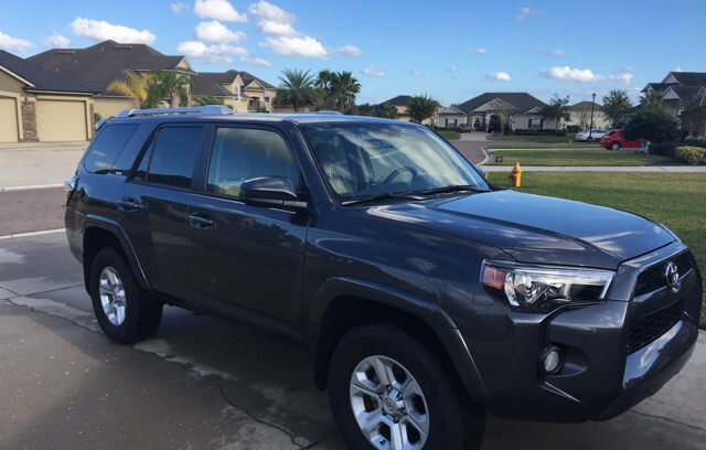 2016 Toyota 4Runner - photo 2
