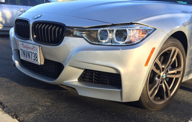 2015 BMW 3 Series - photo 1