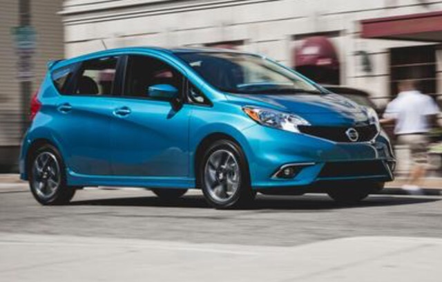 2015 Nissan Versa Note - photo 2