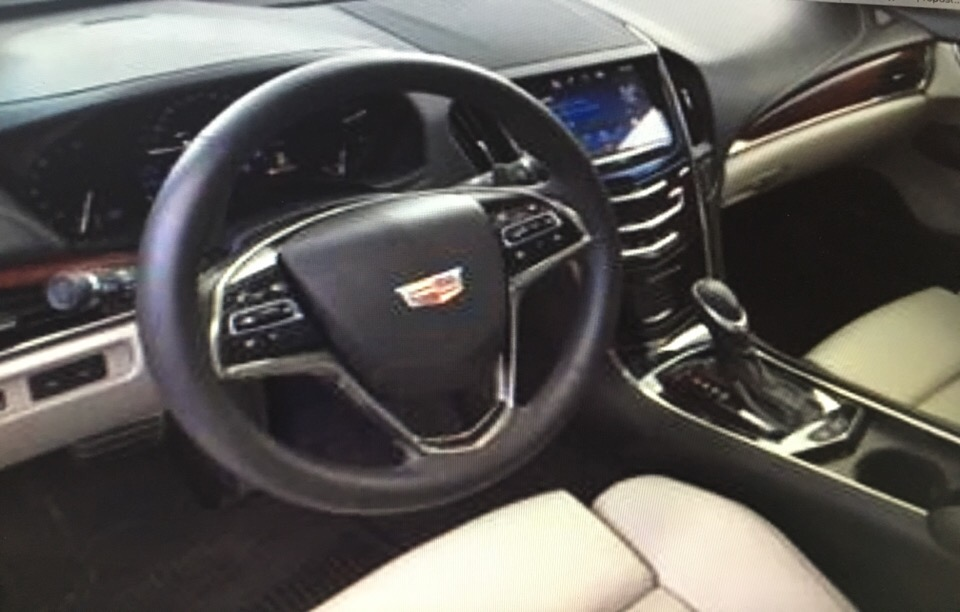 2015 Cadillac ATS - photo 6