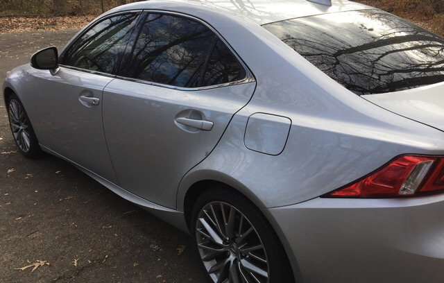 2015 Lexus IS 250 - photo 2