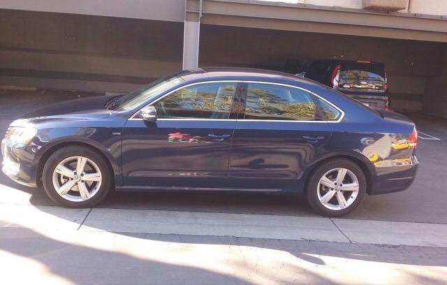 2015 Volkswagen Passat - photo 3
