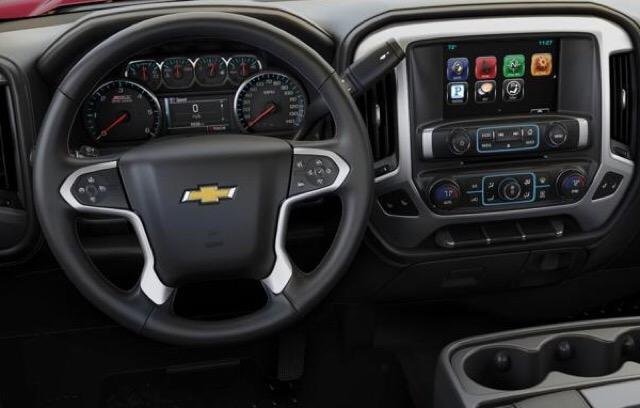 2016 Chevrolet Silverado 1500 - photo 2