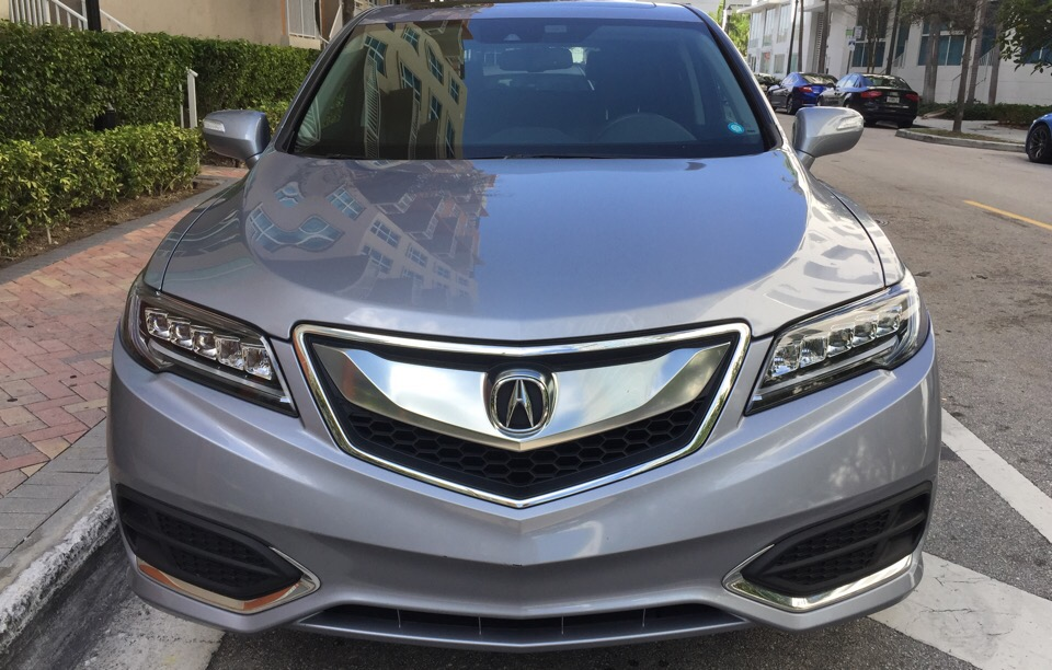 2016 Acura RDX - photo 1
