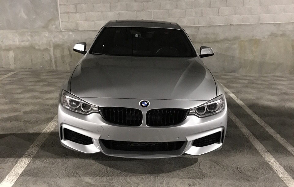 2015 BMW 4 Series - photo 8