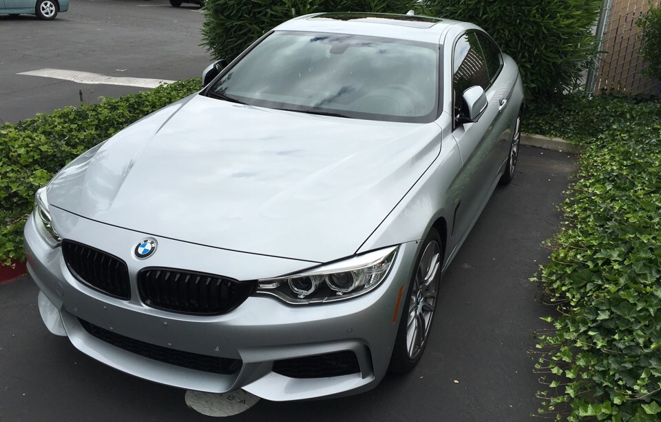 2015 BMW 4 Series - photo 2