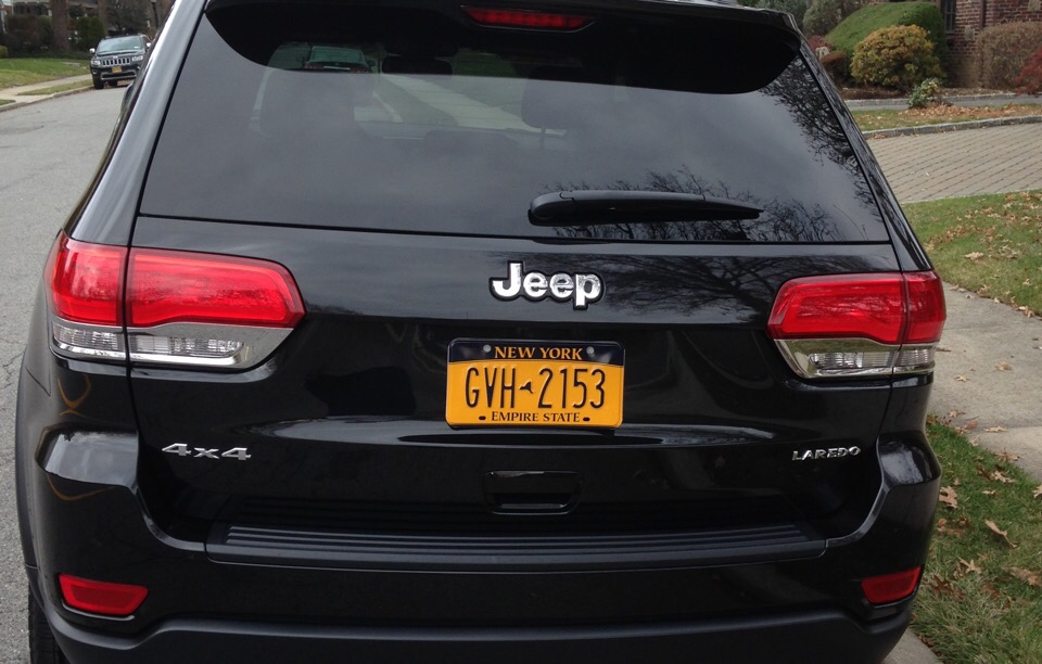 2015 Jeep Grand Cherokee - photo 1