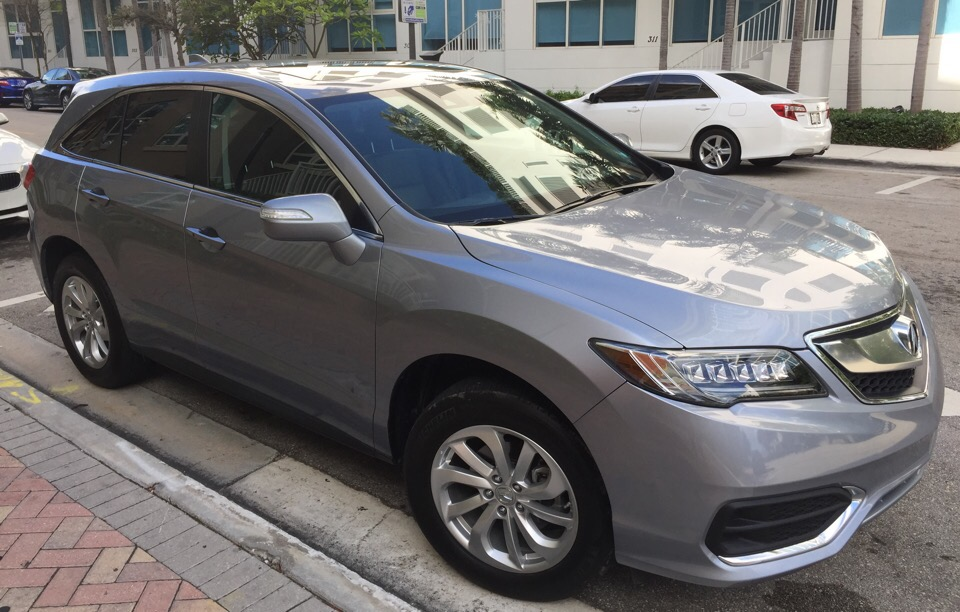 2016 Acura RDX - photo 2