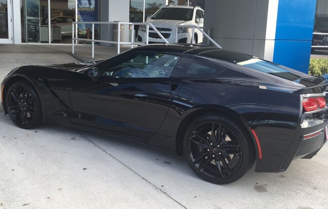 2016 Chevrolet Corvette - photo 0