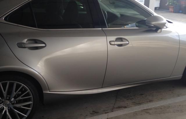 2015 Lexus IS 250 - photo 7