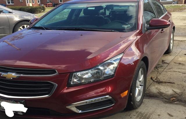 2015 Chevrolet Cruze - photo 0