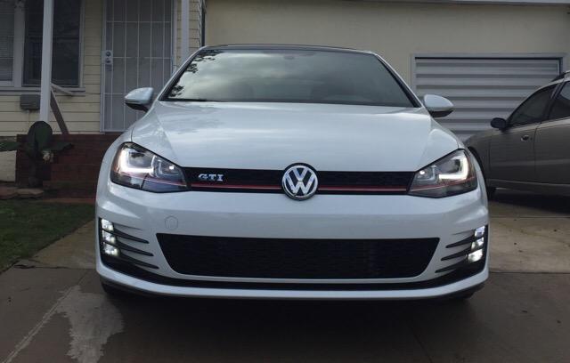 2015 Volkswagen Golf GTI - photo 1