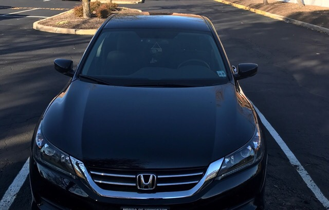 2015 Honda Accord - photo 0