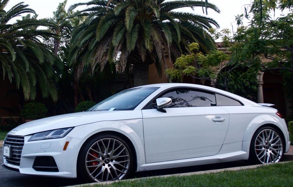 2016 Audi TTS - photo 0