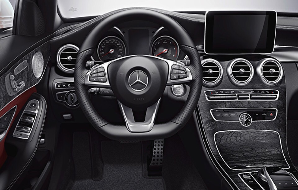 2016 Mercedes-Benz C-Class - photo 2