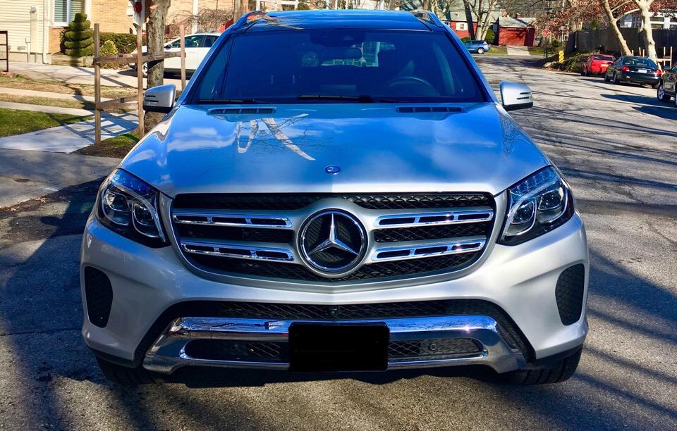 2017 Mercedes-Benz GLS - photo 0