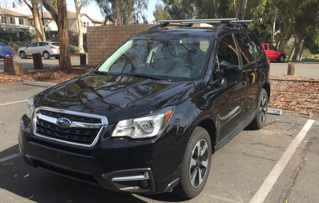 2017 Subaru Forester - photo 0